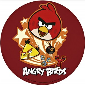 Cialda Angry Birds