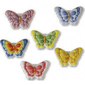 Farfalle in zucchero Pz.1
