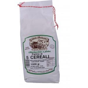 Farina ai 5 Cereali 1 kg