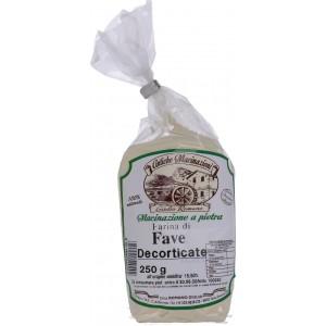 Farina di Fave Decorticate 250g