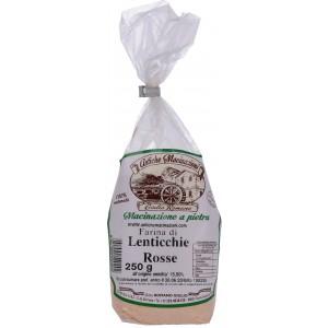 Farina di Lenticchie Rosse 250g
