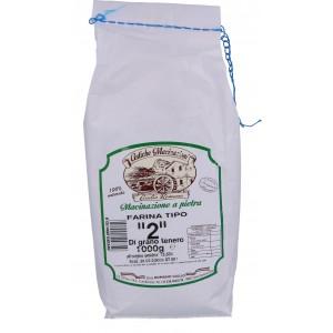 Farina Tipo 2 di grano tenero 1 kg