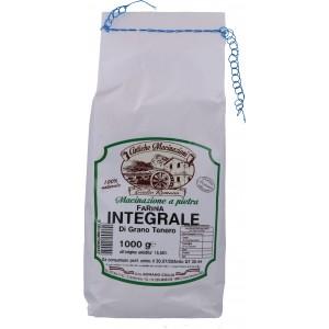 Farina Integrale di grano tenero 1 kg