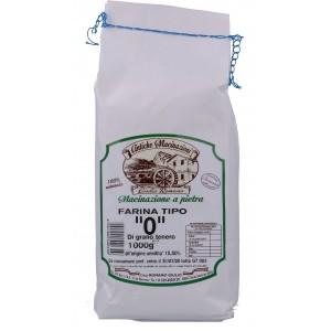 Farina Tipo 0 di grano tenero 1 kg