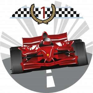 Cialda Ferrari Formula uno