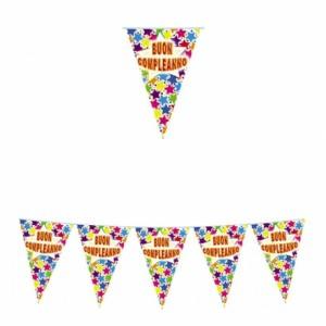 Bandierine Buon Compleanno
