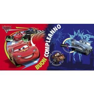Festone Murale Cars