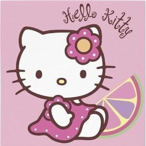 Hello Kitty - Tovaglioli 33x33 Pz.20