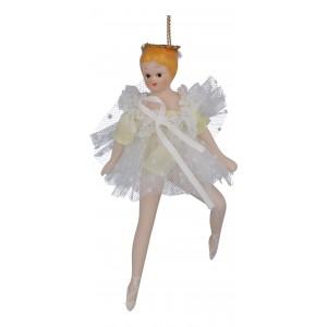 Ballerina in Porcellana
