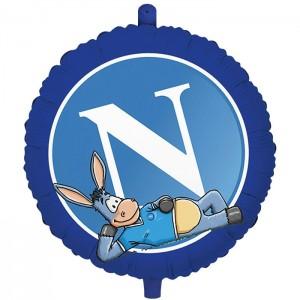 Mylar 18'' Napoli
