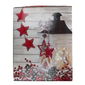 Porta panettone natalizio