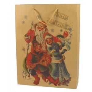 Sacchetto maxi natalizio