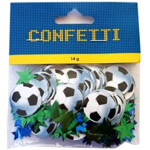 Coriandoli decorativi Calcio