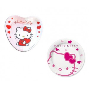 Hello Kitty Piatti