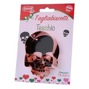 Tagliabiscotti Teschio