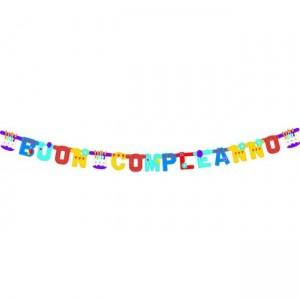Festone Torta Buon Compleanno