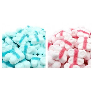 Marshmallow Farfalle 900g