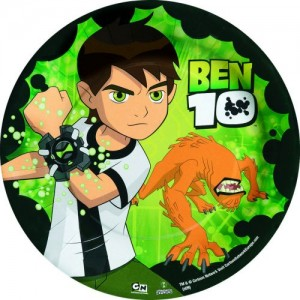 Ben 10 Mini shape