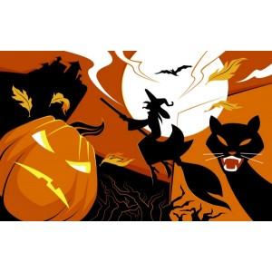 Cialda Halloween