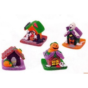 Halloween Casette in Gel Pz.1
