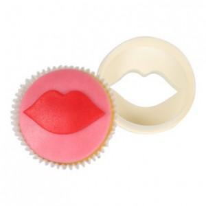 Stampino cupcake Bacio