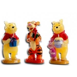 Winnie the Pooh Candelina 1 Pz