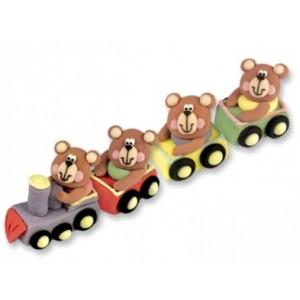 Orsetti di Zucchero sul Treno Pz.1
