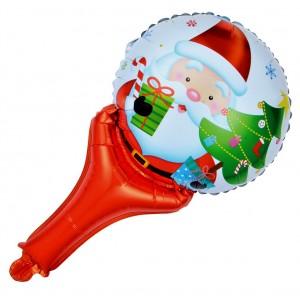 Palloncino Shake Babbo Natale