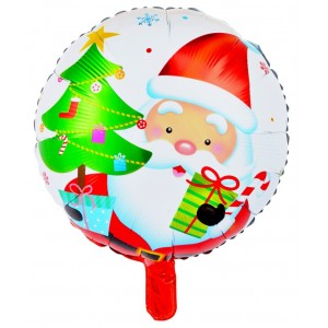 Palloncino Babbo Natale