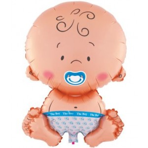 Palloncino Nascita Baby Boy