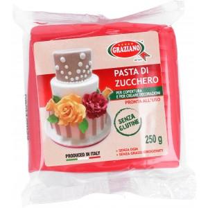 Pasta di Zucchero Rossa