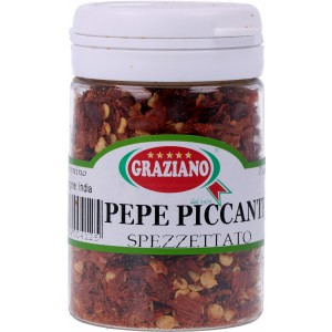 Peperoncino Piccante scaglie vasetto