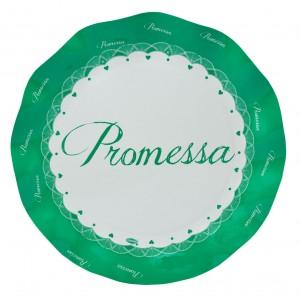 Piatti grandi Promessa Matrimonio