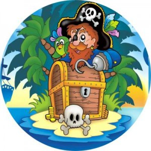 Cialda Pirati