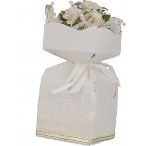 Porta confetti sposi