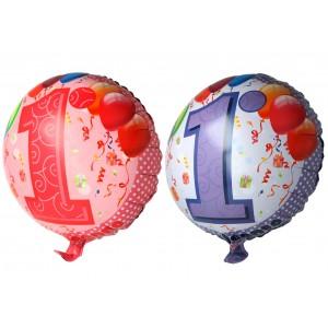 Primo Compleanno Palloncino Mylar