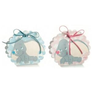 Scatola portaconfetti Dumbo Disney