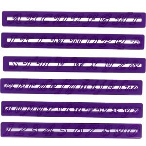 Stampo Lettere & Numeri
