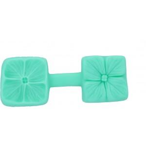 Stampo  Venatore Fronte-Retro 3D Fiore 1