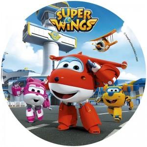 Cialda Super Wings