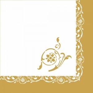 Tovaglioli golden elegance