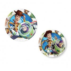 Toy Story - Piatti Pz.10