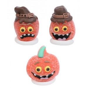 Zucche Halloween in Gel 1 Pz.