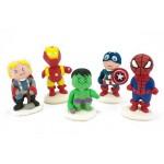 Avengers in zucchero 1 pz