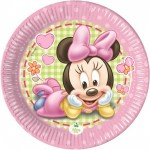 Baby Minnie - Piatto grande