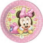 Baby Minnie - Piatto grande