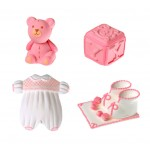 Baby Set orsetto Bimba 1 Pz