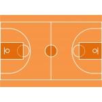Cialda Campo da Basket