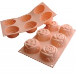 Rose Stampo Silikomart