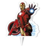 Iron Man 2D Candelina